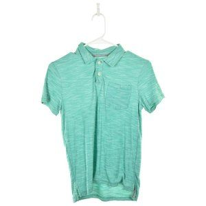 Old Navy Polo Shirts L Green